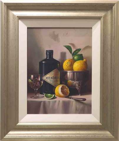 still life by Raymond Campbell