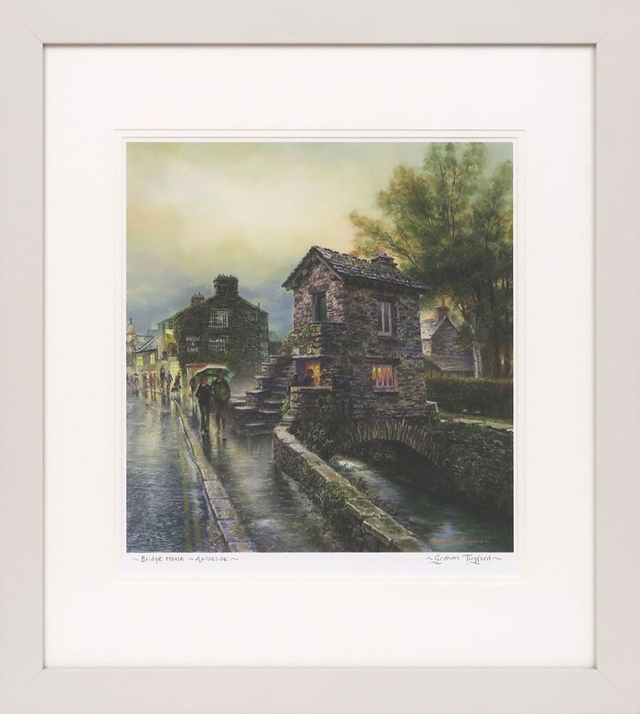 Back to the Britannia, , signed print by Graham Twyford